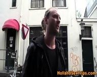 Amateur Euro Hooker Sucks - scene 2