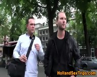 Amateur Euro Hooker Sucks - scene 3