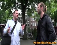 Amateur Euro Hooker Sucks - scene 4