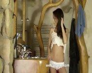 Sweet Brunette With Unbelievable Body - scene 5