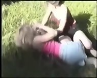 Kristy Vs Amanda Extreme Catfight Girlfight Hairpulling - scene 3