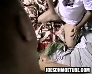 Amateur Hunk Jerking Off Before Getting Sucked On - scene 11