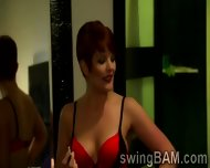 Hottie Surprises Her Man With Her Naughty Disguise - scene 5