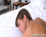 Arousing Threesome Fornication - scene 12