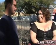 Fat Girl Gets Nailed Well - scene 9