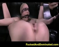 Farmers Daughter Gets Her Tits Bound 3 - scene 1