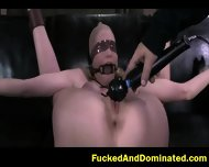 Farmers Daughter Gets Her Tits Bound 3 - scene 2