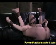 Farmers Daughter Gets Her Tits Bound 3 - scene 3