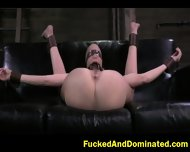 Farmers Daughter Gets Her Tits Bound 3 - scene 5