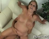 Sex With Mature Plump - scene 10