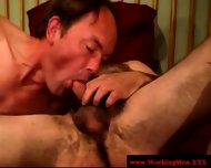 Straight Dilf Matures Enjoy Cock Tasting - scene 6