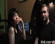 Hot Slave Serves The House - scene 11