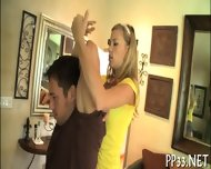 Pleasant Doggystyle Drilling - scene 3