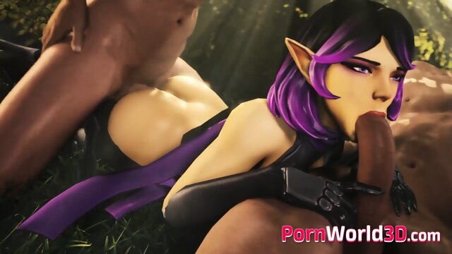 Compilation of Animation Heroes Fucks in 3Some