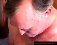 Dirty Redneck In Blowjob Action - scene 8