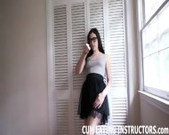 You Are Nothing But A Little Cum Eating Slut - scene 11