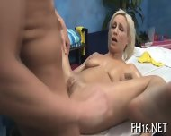 Oily Massage With Deep Drilling - scene 10