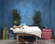 Oily Massage With Deep Drilling - scene 2