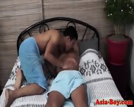 Horny Asian Teen Rims And Licks His Buddy