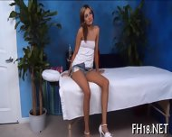 Sensual Hammering During Massage - scene 2