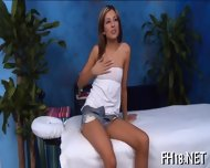 Sensual Hammering During Massage - scene 3