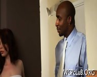 Chocolate Girl Ass Fucked - scene 3