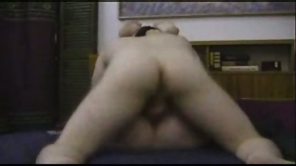Chubby Mature gets nailed - scene 2