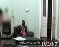 Creampie On Sweet Babes Tits - scene 5