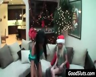 Erotic Christmas Party - scene 3