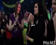 Racy Hot Orgy Partying - scene 6