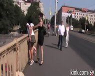 Errotic Public Punishment - scene 5
