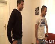 Bartering Girlfriends Twat - scene 1