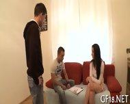 Bartering Girlfriends Twat - scene 2