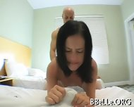 Sexy Threesome Sex - scene 2