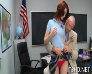 Girl Aches For A Fuck - scene 2