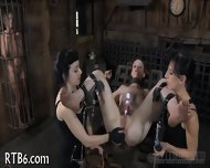 Tying Up Beauty For Wild Torture - scene 8