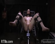 Lusty Facial Torture For Beauty - scene 5