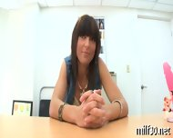 Hot Milf Showing Her Skills - scene 4