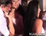 Great Group Sex Action - scene 5