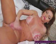 Lovely Tranny Babe Carla Novaes Getting Horny - scene 5