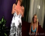 Beautiful Teen Has Her Slutty Mothers Hot Booty - scene 7