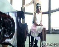 Well Gifted Perv Sodomizes His Beautiful Stepsister - scene 5