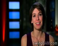 Disguise Party Turn On The Heat In The Swingers Mansion - scene 1