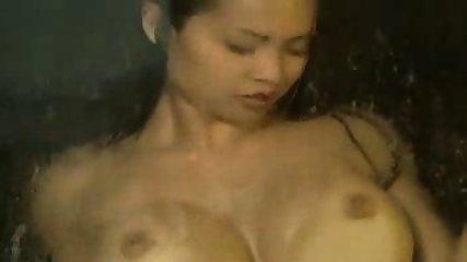 Hot Asian Babe stripping - scene 9