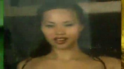 Hot Asian Babe stripping - scene 11