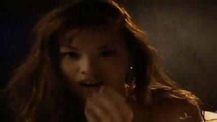 Hot Asian Babe stripping - scene 12