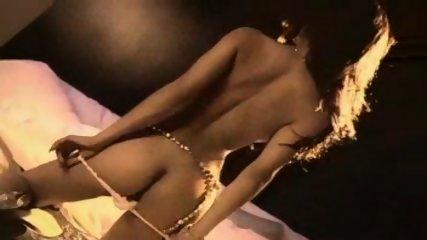 Hot Asian Babe stripping - scene 7