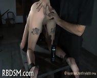 Bounded Slave Needs Pleasuring - scene 10