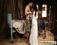 Busty Rachel Richey Banged Real Deep In An Abandoned Place - scene 2