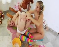 Whipped Cream In Their Deep Anuses - scene 8
